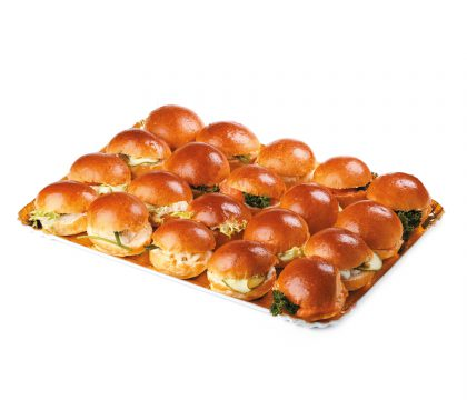 Mini sandwichs apéro