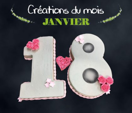 18ans fleur