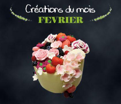 Modelage - Fruits et fleurs