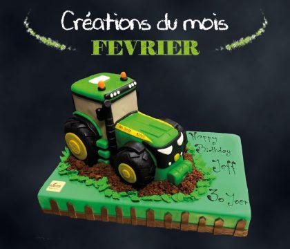 Modelage - Tracteur