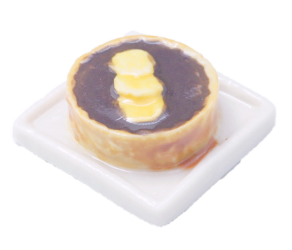 Tartelette choco-sf